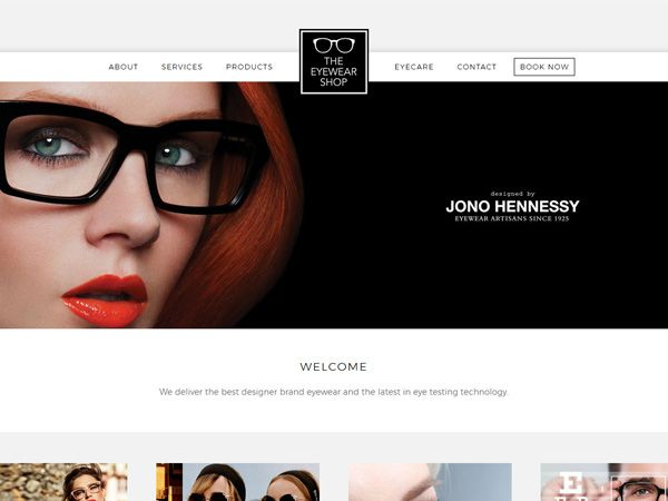 The Eyewear Shop - Recent work