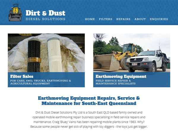 Dirt & Dust Diesel Solutions - Recent work